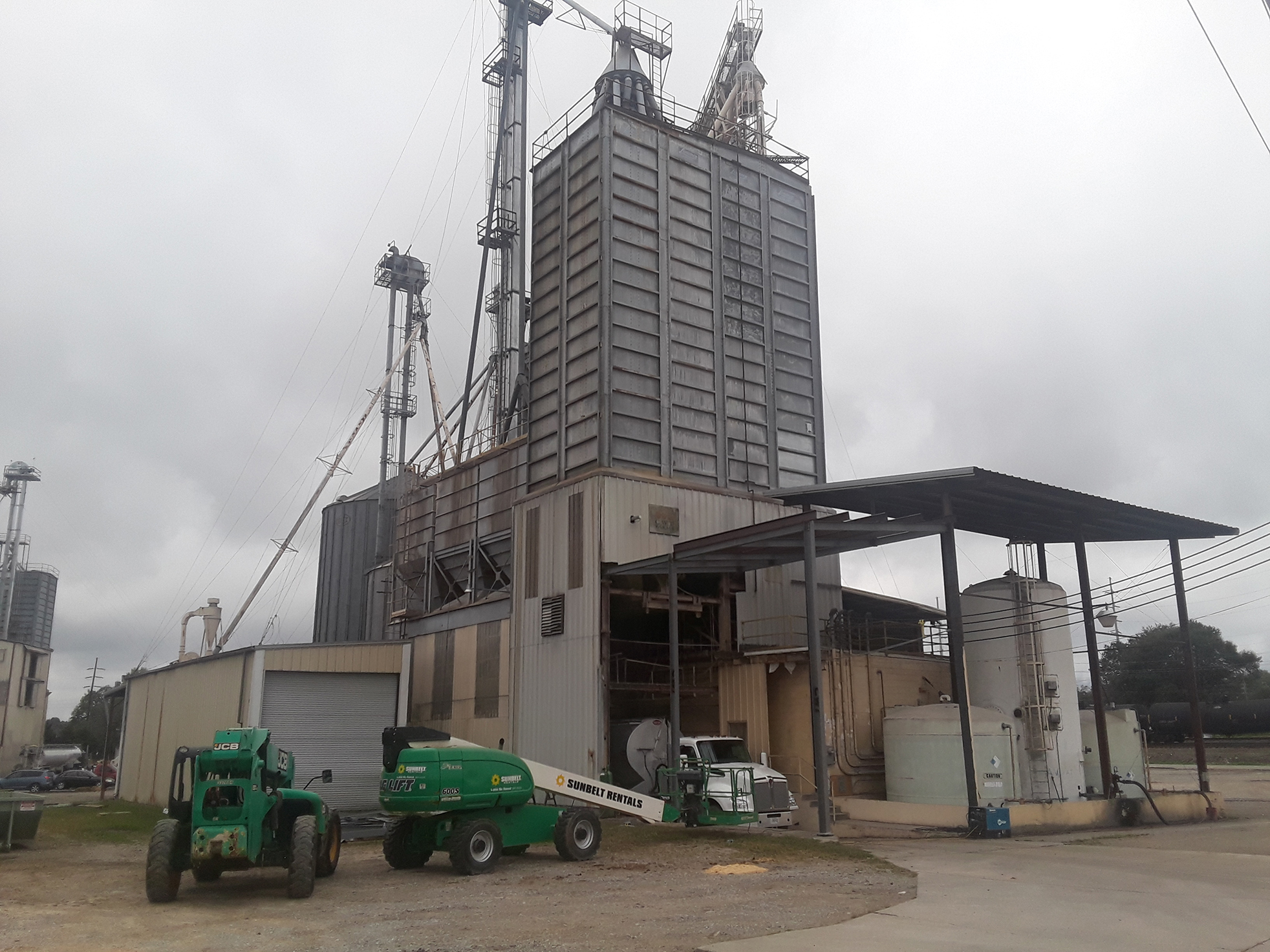 Feed Mill Remodel