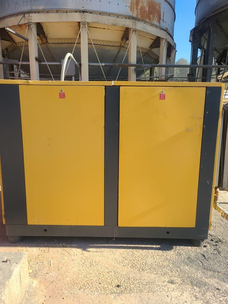 Air Compressor Install